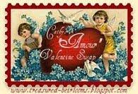 """Cathy's """"Amour"""" Valentine swap"""