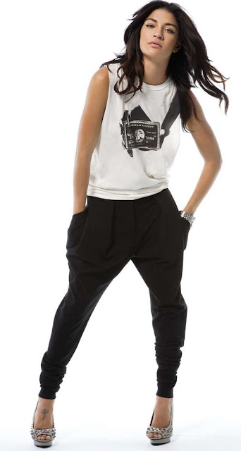 Jessica Szohr Covers 2 Magazine-fashionablyfly.blogspot.com