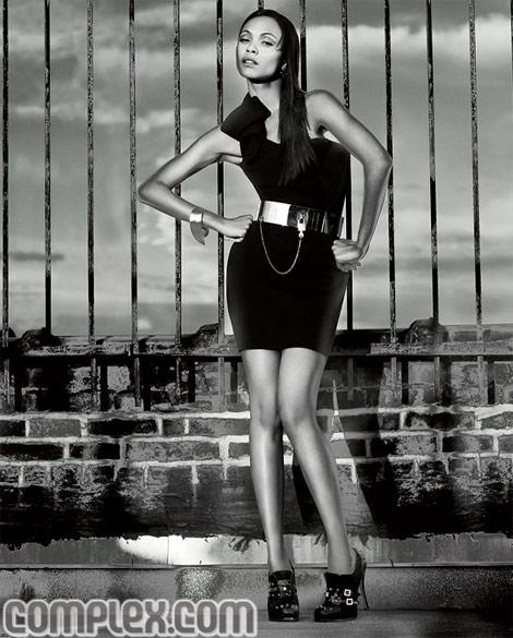 Zoe Saldana-Complex Mag-Avatar-fashionablyfly.blogspot.com