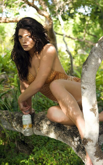 Ashley Greene-Sobe Water-SI Swimsuit edition-fashionablyfly.blogspot.com