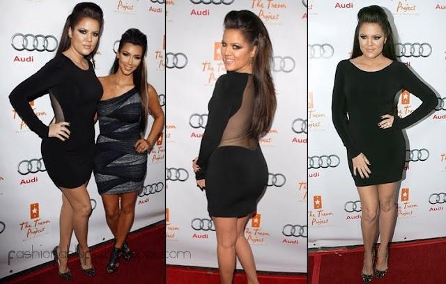 Khloe+Kim+Kardashian