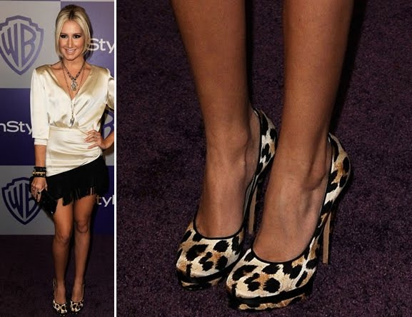 Ashley Tisdale+Golden Globes AP+fashionablyfly.blogspot.com