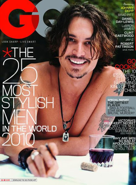 Johnny Depp+GQ Style+fashionablyfly.blogspot.com