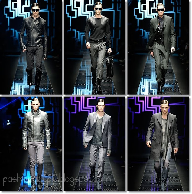 Versace+FashionWk Milan+fashionablyfly.blogspot.com