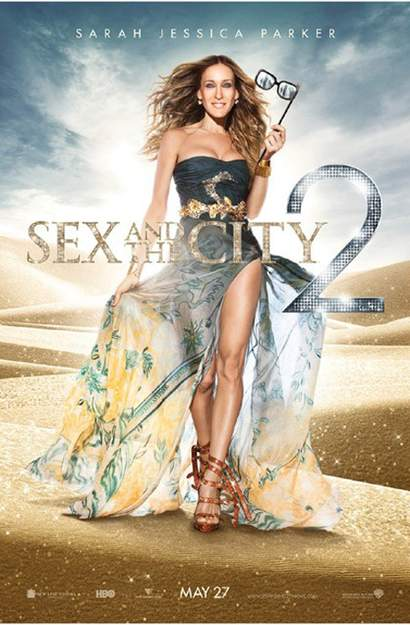 Sex and the City 2 Movie+Fashionablyfly.blogspot.com