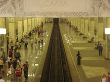 Metrô em Moscow