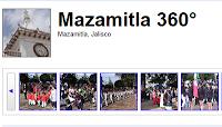 Mazamitla 360 ahora en Buzz de Google
