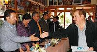 Entregan Certificados Moderniza en La Troje de Mazamitla