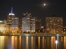 City Of Pittsburgh at Night
