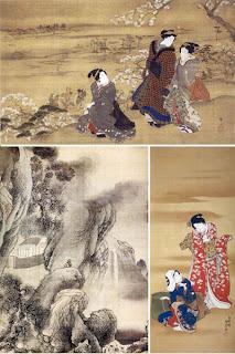 сборник японской живописи