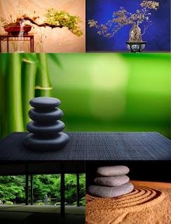 Дзэн медитативные фото обои для рабочего стола