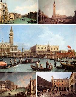 Венецианский живописец Джовани Антонио Каналетто