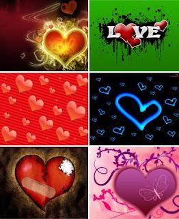Подборка обоев с сердечками для рабочего стола ко дню Святого Валентина