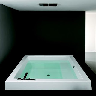 Modern Designer Furniture Blog: Kos sunken bath