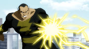This is the first version of Black Adam I've ever seen where he was able to .