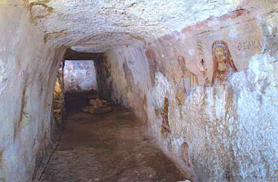 stpaul2 Το σπήλαιο του Αγίου Παύλου στην Έφεσο