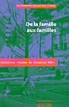 De la Famille aux familles