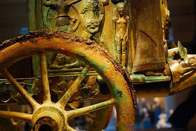 roda kereta etruscan