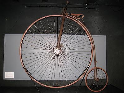 sepeda pertama