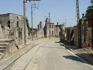 Oradour-Sul-Glane-dead-city