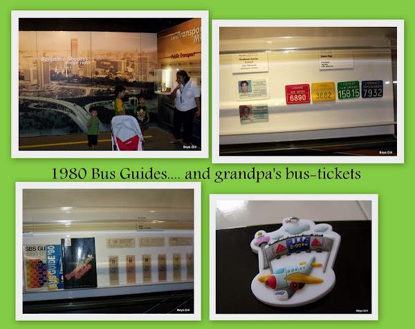 Boys.Girl: LTa Gallery - Singapores transport history