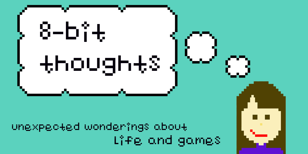8-bit thoughts