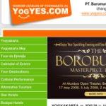 Tourism Catalog of Yogyakarta