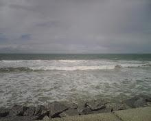 Mar irado!