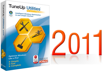 Tune Up Utilities 2011 + Working Serials
