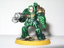 Sergeant Thraun