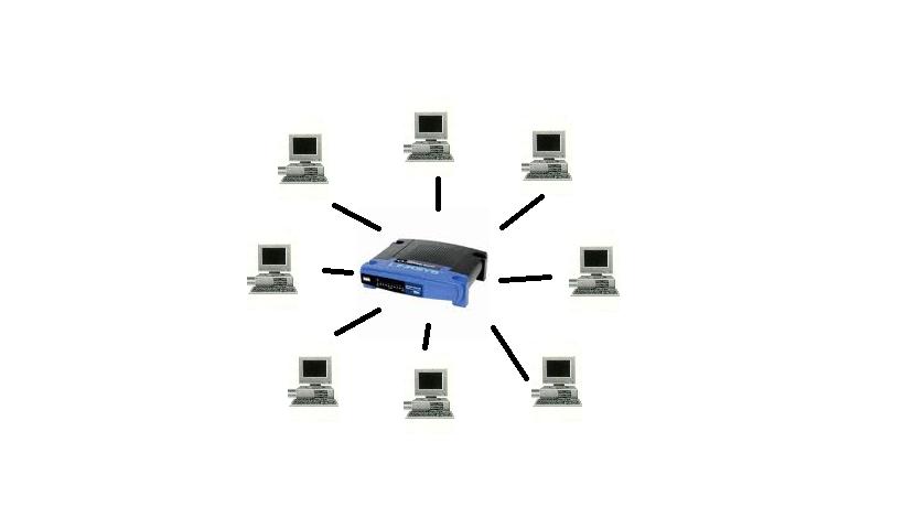pqpi informatica  stwitch y router