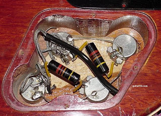 fretworld making my les paul sound  quot more vintage  quot  part 2 Les Paul Pickup Wiring Les Paul Wiring Mods