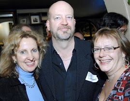 Bill with Vancouver Councilor Heather Deal, right, Park Board Commissioner Loretta Woodcock