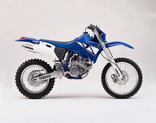 Yamalink Blog That No One Reads: WR250 and WR426 lowering ...