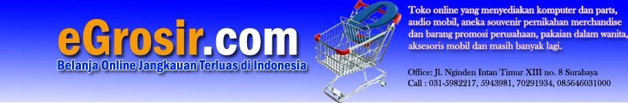 eGrosir.com-Pusat Belanja Online Jangkauan Terluas di Indonesia