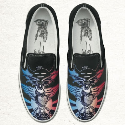 Art of posters  Vans Vault Sneakers x Rick Griffin Fall 2009 Pack 4bce5f4dc
