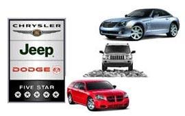 Five Star Dodge Chrysler Jeep Hyundai Mazda Inc
