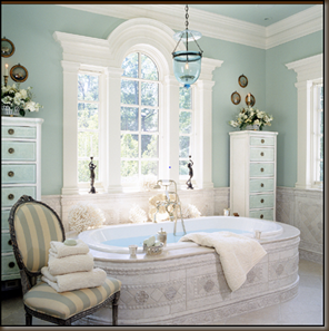Small Chandeliers For Bathrooms – Chandeliers Design:Connie Deamond Interior Creations Chandeliers In The Bathroom. Small  chandeliers ...,Lighting