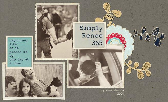 Simply Renee 365 - 2009