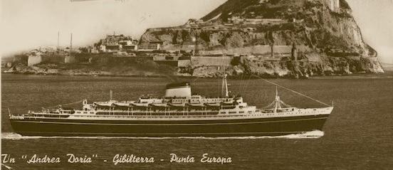 Transatlantico andrea doria introduzione for Andrea doria nave da guerra