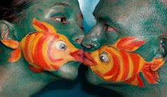 Mas que  un beso !