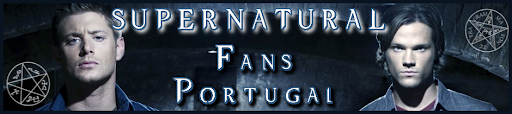 Supernatural Fans Portugal - Merchandise