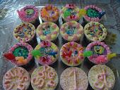 Cupcake Edible Image RM50.00