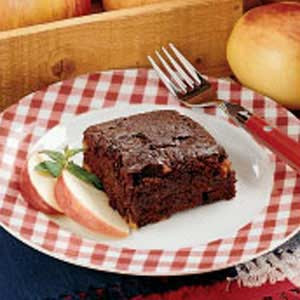 Apple Snack Cake Recipe