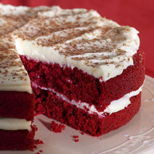 Southern Red Velvet Cake Healthy Gourmet Recipe