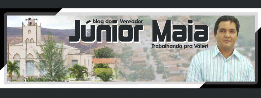Vereador Júnior Maia