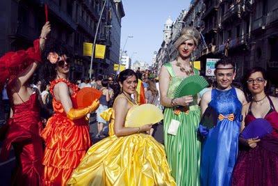 Orgullo LGBT a Barcelona