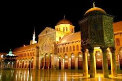 المسجد الأموى - سوريا