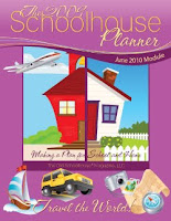 The Schoolhouse Planner - Travel the World