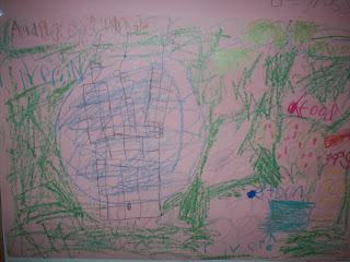 My Princess created....you guessed it, 'Princess Land' complete with everything!